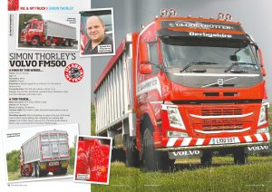 Trucking magazine may 2016