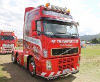 South west wales truckfest truck 2