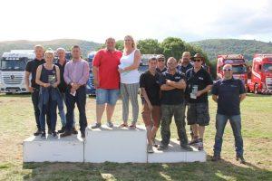 South west wales truckfest winners